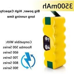 14.4V 3500mAh Vacuum NI-MH Battery For iRobot Roomba 500 510