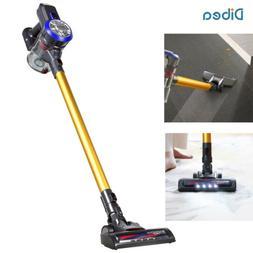Dibea 2 in 1 Cordless Vacuum Cleaner Handheld Stick Carpet D