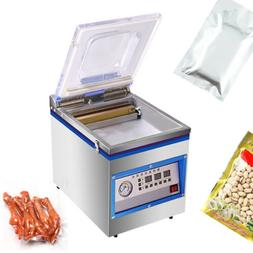 360W Commercial Vacuum Sealer System Food Saver Sealing Mach