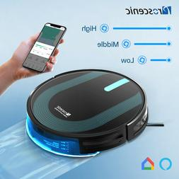 Proscenic 800T Alexa Robot Robotic Vacuum Cleaner Carpet Dry