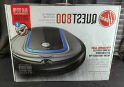 Hoover - Quest 800 Robot Vacuum - Black