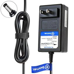 T POWER Ac Dc Adapter Charger Compatible with ILIFE A4, A4s,