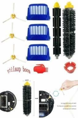 Accessory Brush Kit for Irobot Roomba 600 610 620 650 Vacuum