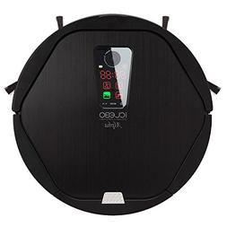 iClebo Alpha Robot Vacuum Wet Mop All-Surface Cleaner, Good