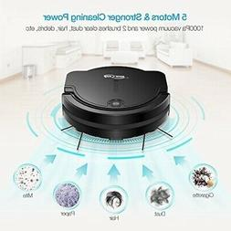 automatic floor robot vacuum cleaner higher suction