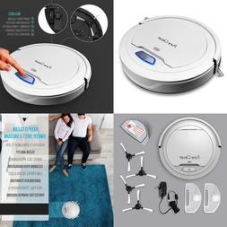 PureClean Automatic Robot Vacuum smart sensors With 2 brushe