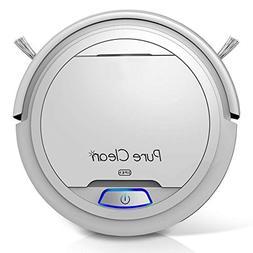 Pure Clean Automatic Robot Vacuum - Robotic Auto Home Cleani
