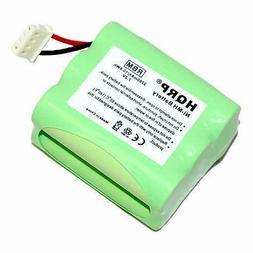 HQRP 2200mAh Battery compatible with Mint 4200 Robotic Vacuu