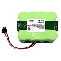 HQRP Battery for bObsweep Bobi Classic, BObi Pet Robotic Vac