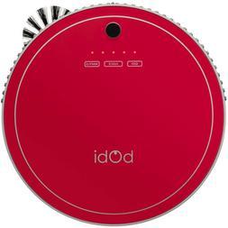 bObi Pet Robotic Vacuum Cleaner Scarlet Dual Layer Filtratio