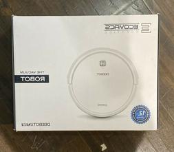 BRAND NEW Ecovacs DEEBOT N79W White Robotic Vacuum W/ Alexa