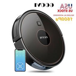 GOOVI D382 1600Pa Wi-Fi APP Vacuum Cleaner Smart Auto Roboti