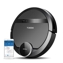 ECOVACS DEEBOT 901 Robotic Vacuum Cleaner with Smart Navi 3.