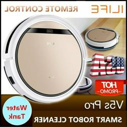 ILIFE V5s Pro Vacuum Cleaner Robot Sweep & Wet Mop Automatic