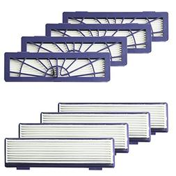 Amyehouse 8-Pack High Performance Filters Accessories for Al