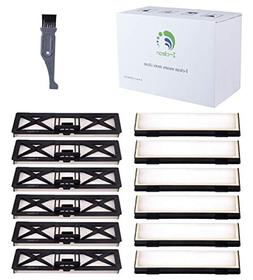 I clean Compatible with Neato Botvac Connected Filters 12 Pc