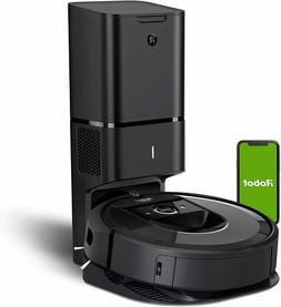 iRobot Roomba i7+  Black Robot Vacuum Cleaner