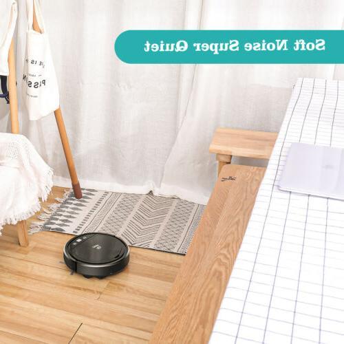 2020 Smart Robot Vacuum Microfiber Floor Sweeper