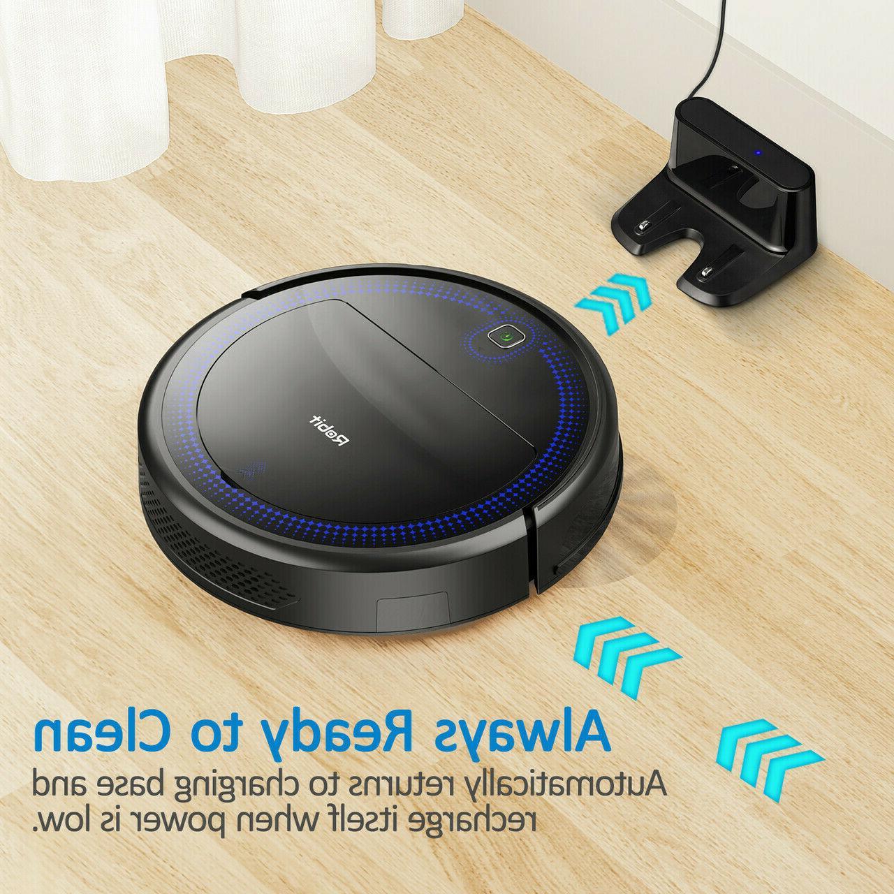Housmile 2Ka Robotic Vacuum & w/ Remote