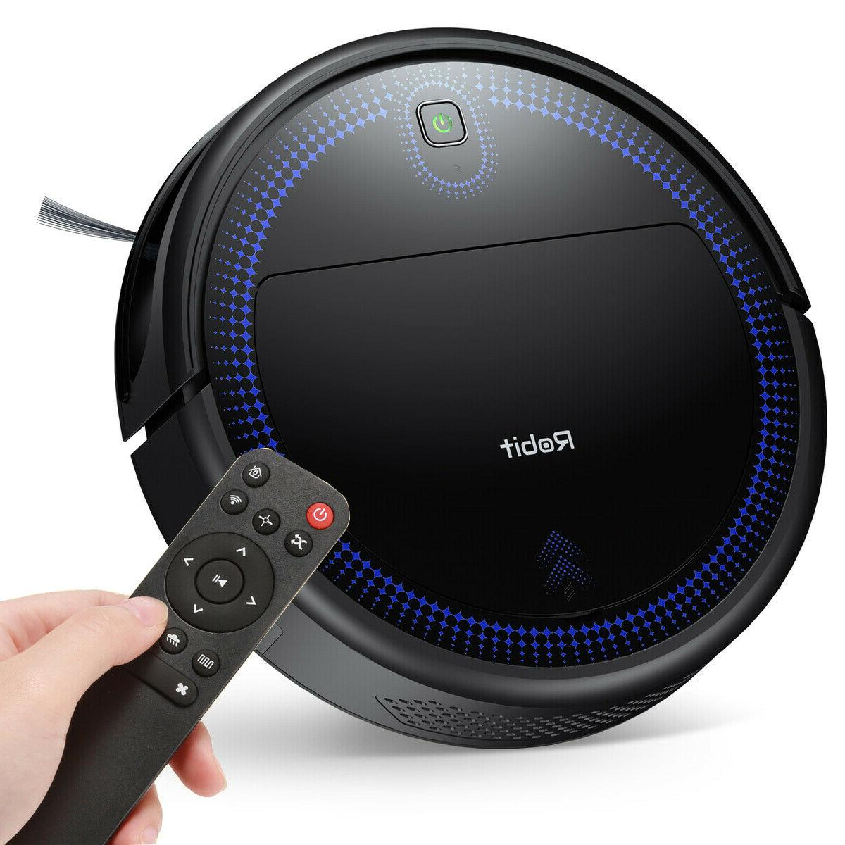 2ka suction robotic vacuum and mop cleaner