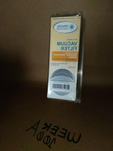 3 filters vacuum filter roomba fits 4100