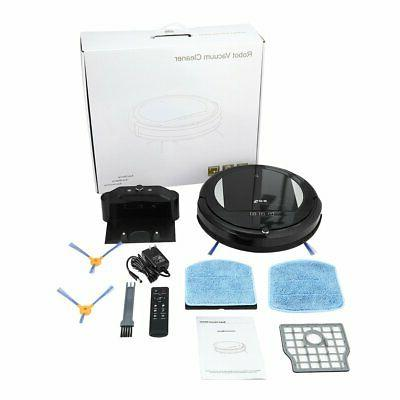 5 IN 1 Smart Robot Vacuum Cleaner Cleaning Mop Sweeper