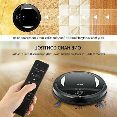 5 IN 1 Smart Robot Cleaner Auto Cleaning Microfiber Sweeper