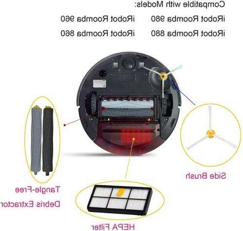 8 For Irobot Roomba Series Vacuum