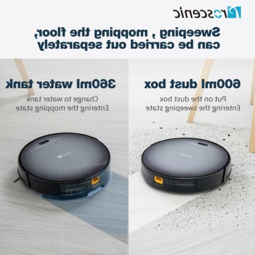 Proscenic Robot Robotic Vacuum Carpet Dry Wet Gen
