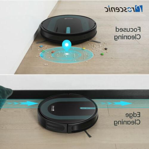 Robotic Vacuum Carpet Dry Mopping 4nd Gen