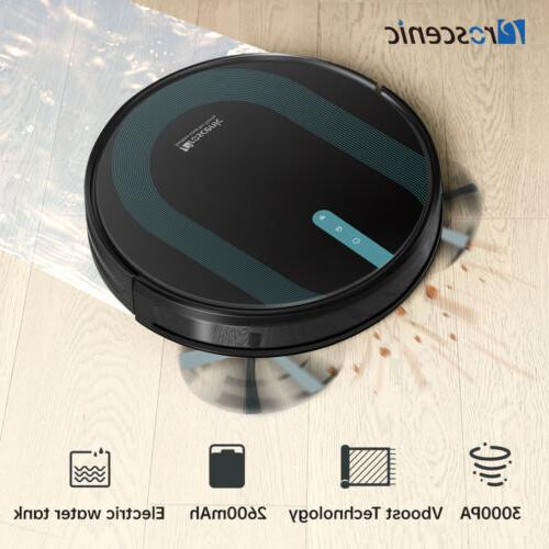 Proscenic 850P Alexa Robotic Vacuum Carpet Dry 4nd Gen