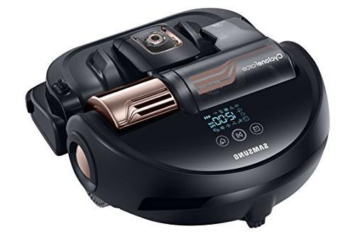Samsung Powerbot Robot Vacuum Copper
