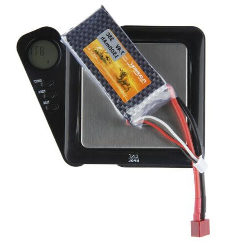 2S 1000mAh JST Plug For Heli Airplane Drone