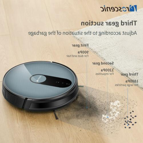 Proscenic Vacuum Cleaner Robot Mop Sweeper Auto