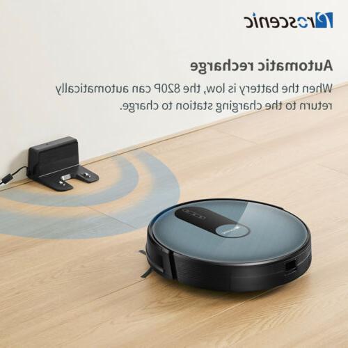 Alexa Vacuum Cleaner Robot Hair Automatic Disposal
