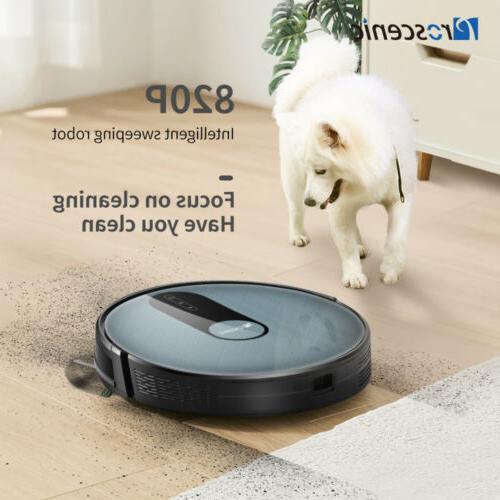 Alexa Robotic Robot Floor Hair Automatic Dirt