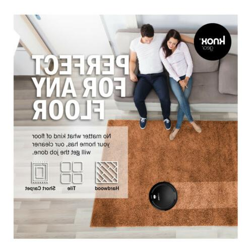 Knox Automatic Robot - Robotic Auto Home Cleaning Mop Accessories