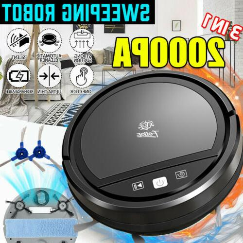 automatic robot vacuum robotic auto home cleaning