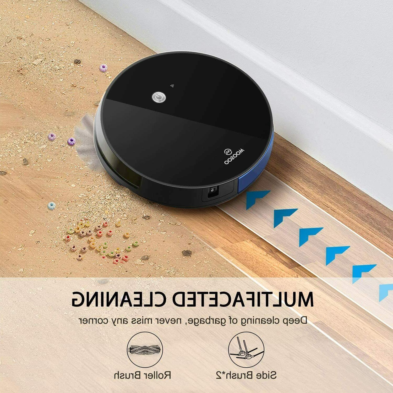 Moosoo Automatic Vacuum Cleaner/Super Slim w/ App Alexa Support US