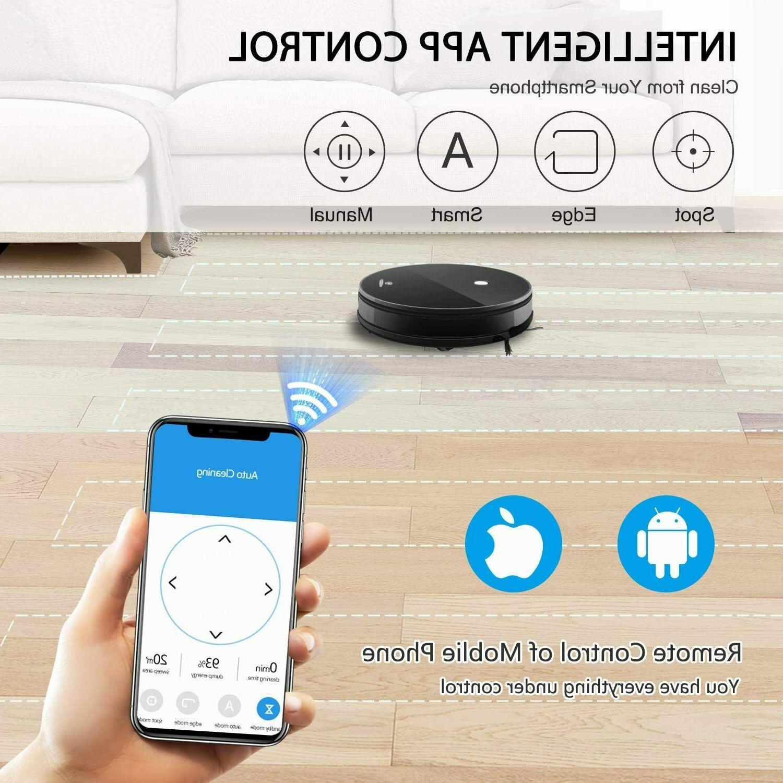 Moosoo Robot Vacuum App Support