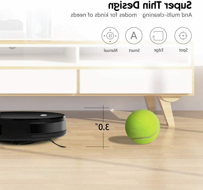 Moosoo Smart Robot Vacuum Cleaner/Super App