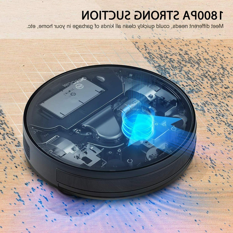 Moosoo Automatic Smart Vacuum App Support