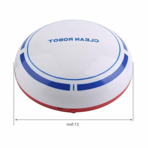 Automatic USB Robot Vacuum Cleaner Sweeping BT
