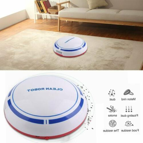 Automatic USB Rechargeable Robot Cleaner Sweeping
