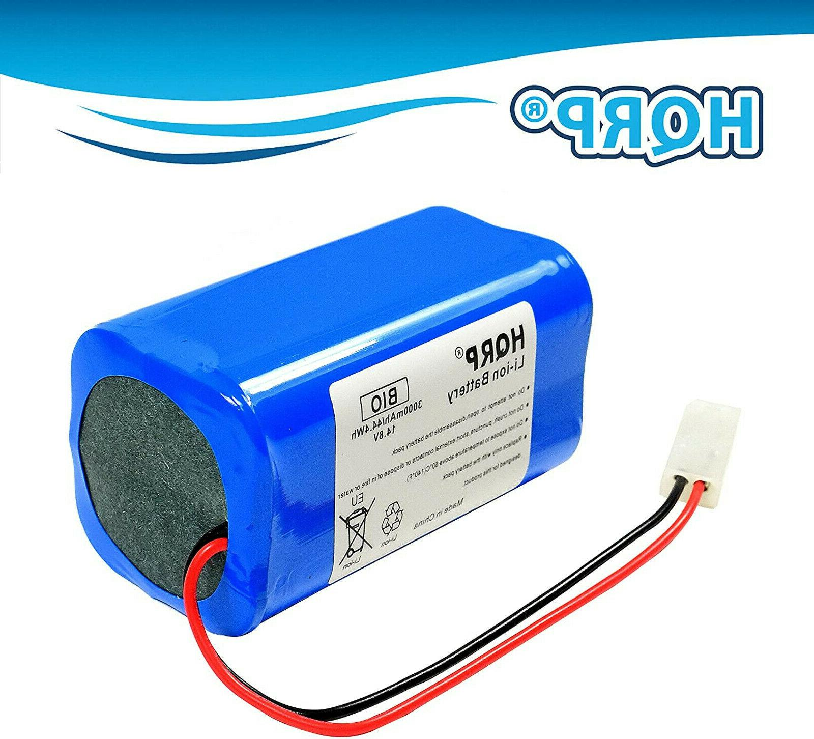 Battery fits Robot WJ540011 Replacement