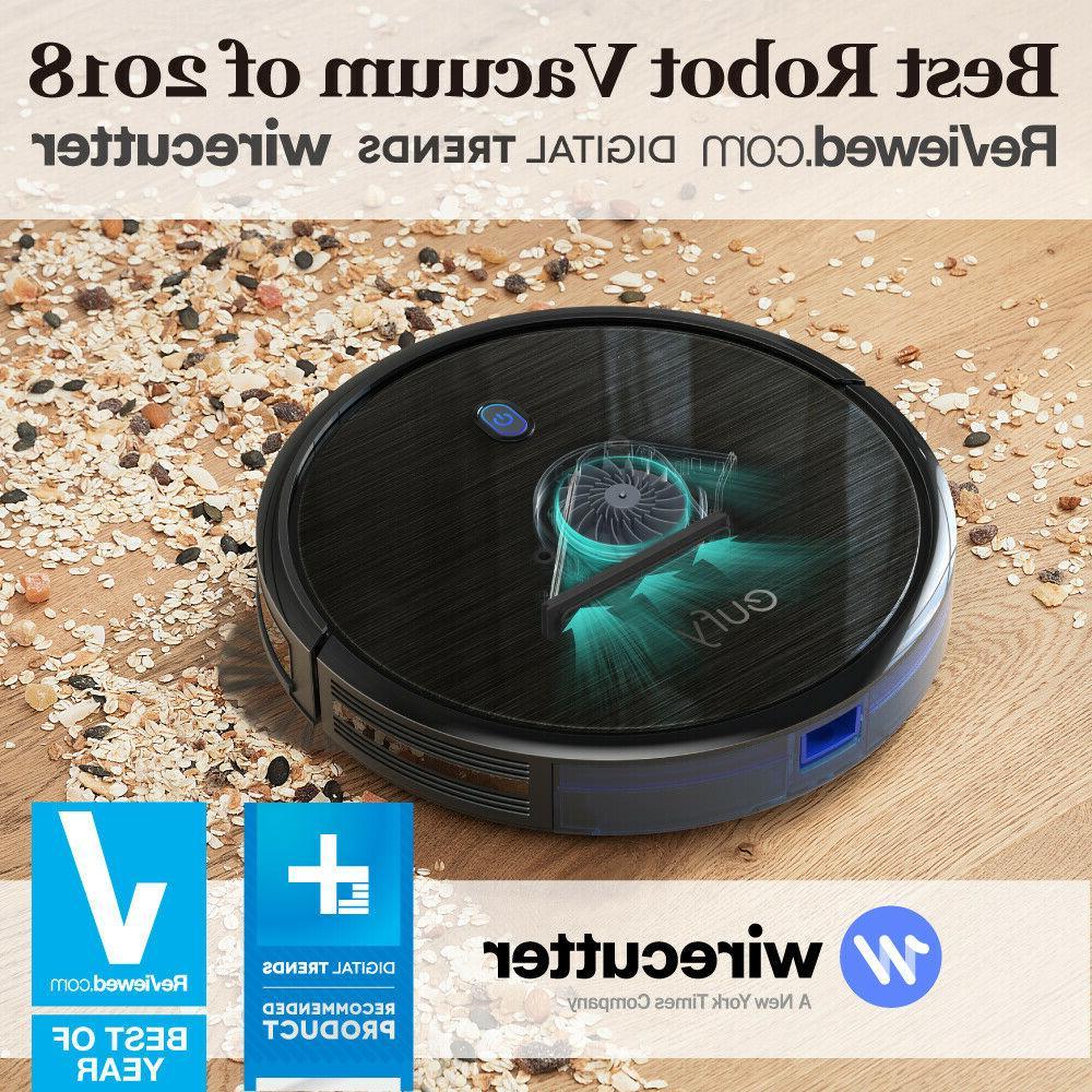 eufy BoostIQ RoboVac Super Slim Vacuum Cleaner 1300Pa Strong Suction