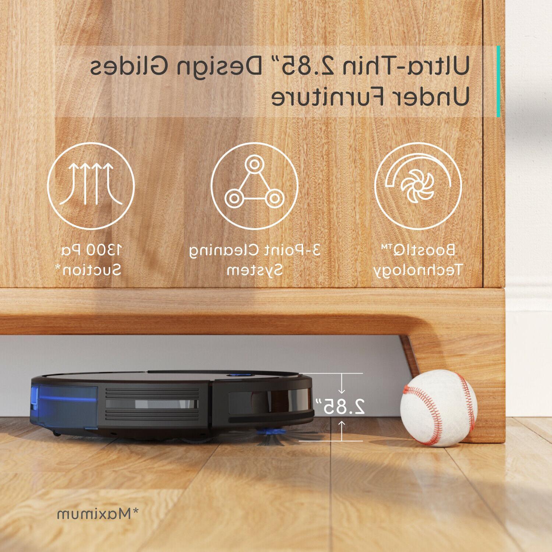 eufy BoostIQ 11S Super Robot Cleaner 1300Pa