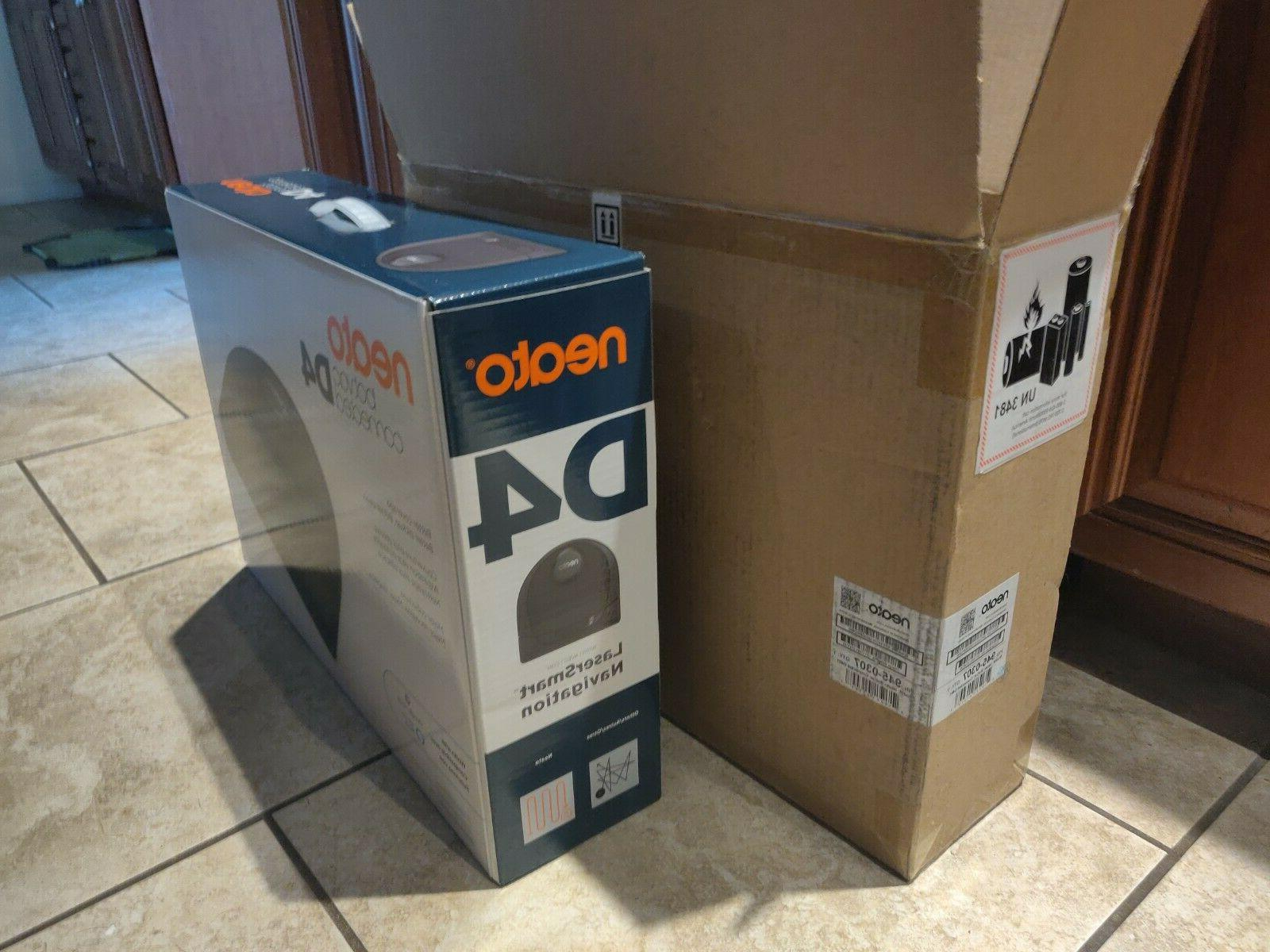 **BRAND - in box** Connected Robotic Cleaner