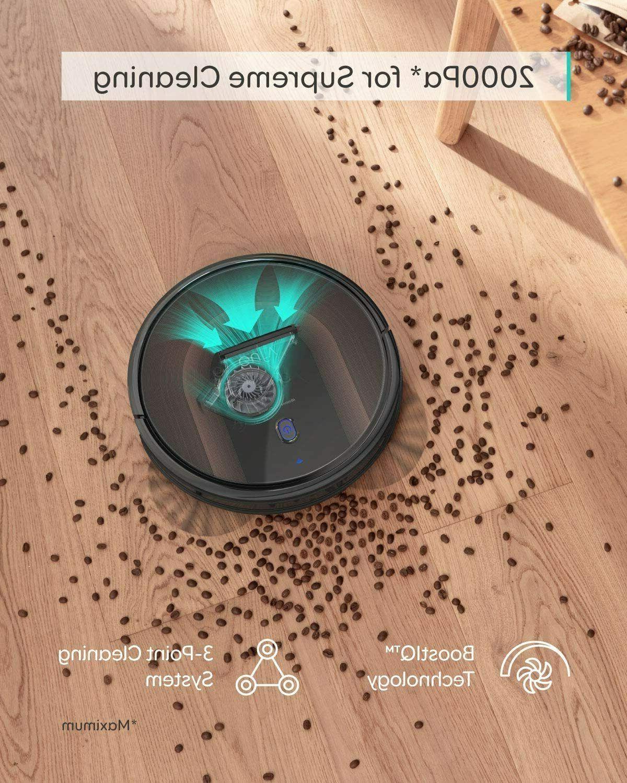 eufy Anker, BoostIQ RoboVac Vacuum Wi-Fi,