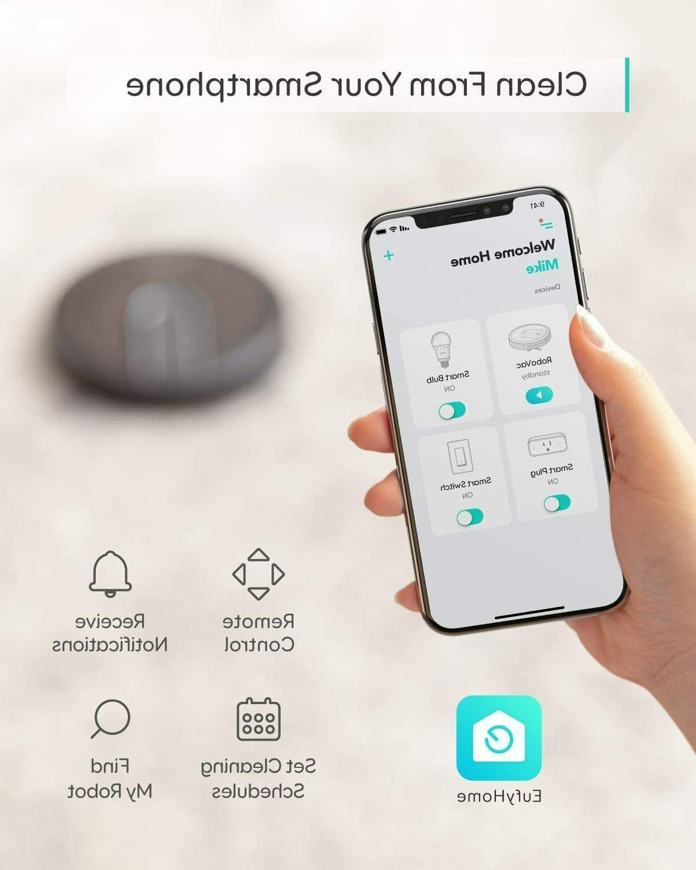 eufy RoboVac MAX, Vacuum Cleaner, Wi-Fi,